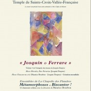 Josquin & Ferrare